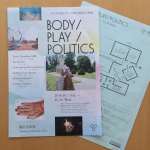 BODY/PLAY/POLITICS