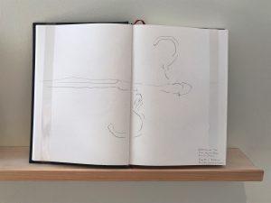スケッチで人類の歴史を再構成する - 湊 茉莉展「うつろひ、たゆたひといとなみ」